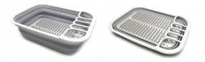 egouttoir vaisselle pliable silicone